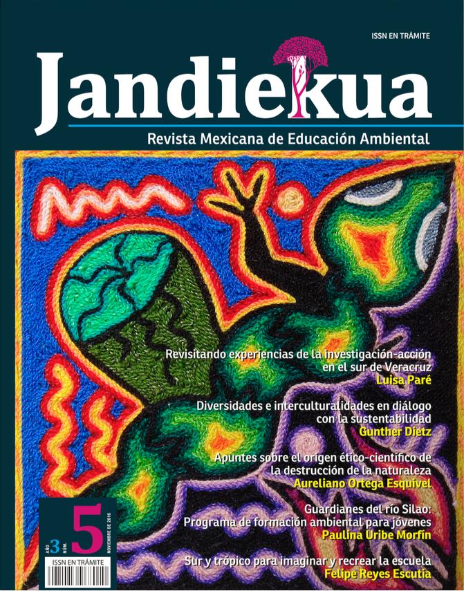 Jandiekua Año 3, Número 5, Noviembre 2016
